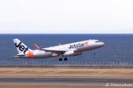 triton@blueさんが、中部国際空港で撮影したジェットスター・ジャパン A320-232の航空フォト(飛行機 写真・画像)