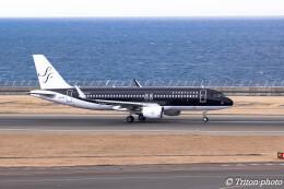 triton@blueさんが、中部国際空港で撮影したスターフライヤー A320-214の航空フォト(飛行機 写真・画像)