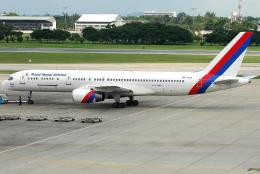 jun☆さんが、ドンムアン空港で撮影したロイヤル・ネパール航空 757-2F8Cの航空フォト(飛行機 写真・画像)