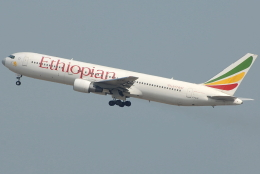 jun☆さんが、スワンナプーム国際空港で撮影したエチオピア航空 767-3BG/ERの航空フォト(飛行機 写真・画像)