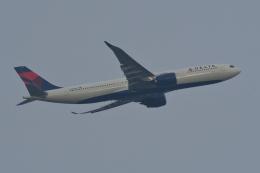 sepia2016さんが、成田国際空港で撮影したデルタ航空 A330-941の航空フォト(飛行機 写真・画像)