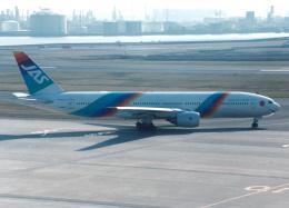 プルシアンブルーさんが、羽田空港で撮影した日本エアシステム 777-289の航空フォト(飛行機 写真・画像)