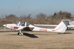 よっしぃさんが、大利根飛行場で撮影した日本モーターグライダークラブ G109Bの航空フォト(飛行機 写真・画像)