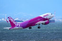 航空フォト:JA07VA ピーチ A320