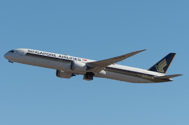 航空フォト:9V-SCM シンガポール航空 787-10
