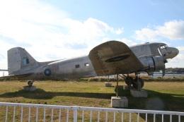 kahluamilkさんが、浜松市内で撮影したイギリス空軍 Dakota IIIの航空フォト(飛行機 写真・画像)