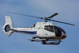 storyさんが、東京ヘリポートで撮影したエアバス・ヘリコプターズ・ジャパン EC130T2の航空フォト(飛行機 写真・画像)