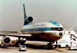 やまモンさんが、羽田空港で撮影した全日空 L-1011-385-1-15 TriStar 100の航空フォト(飛行機 写真・画像)