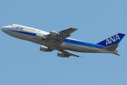 jun☆さんが、新千歳空港で撮影した全日空 747-481(D)の航空フォト(飛行機 写真・画像)