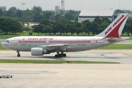 jun☆さんが、ドンムアン空港で撮影したエア・インディア A310-304の航空フォト(飛行機 写真・画像)