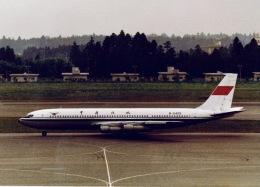 やまモンさんが、成田国際空港で撮影した中国民用航空局 707-3J6Cの航空フォト(飛行機 写真・画像)