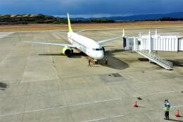 timeさんが、長崎空港で撮影したソラシド エア 737-81Dの航空フォト(飛行機 写真・画像)