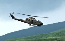 jp arrowさんが、陸上自衛隊 - Japan Ground Self-Defense Forceで撮影した陸上自衛隊 AH-1Sの航空フォト(飛行機 写真・画像)