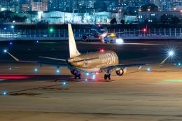 Ariesさんが、福岡空港で撮影したフジドリームエアラインズ ERJ-170-200 (ERJ-175STD)の航空フォト(飛行機 写真・画像)