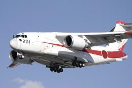 海鷹さんが、岐阜基地で撮影した航空自衛隊 XC-2の航空フォト(飛行機 写真・画像)
