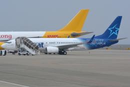 jun☆さんが、中部国際空港で撮影したエア・トランザット 737-8Q8の航空フォト(飛行機 写真・画像)