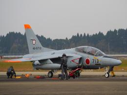 WAiRさんが、新田原基地で撮影した航空自衛隊 T-4の航空フォト(飛行機 写真・画像)