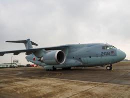 WAiRさんが、新田原基地で撮影した航空自衛隊 C-2の航空フォト(飛行機 写真・画像)