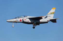 (新)ふぁんとむ改さんが、岐阜基地で撮影した航空自衛隊 T-4の航空フォト(飛行機 写真・画像)