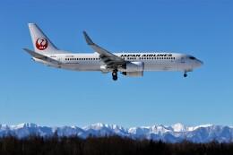 航空フォト:JA328J 日本航空 737-800