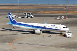 Gripen-YNさんが、羽田空港で撮影した全日空 A321-272Nの航空フォト(飛行機 写真・画像)
