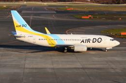 ITM58さんが、新千歳空港で撮影したAIR DO 737-781の航空フォト(飛行機 写真・画像)