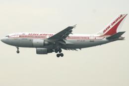 jun☆さんが、香港国際空港で撮影したエア・インディア A310-304の航空フォト(飛行機 写真・画像)