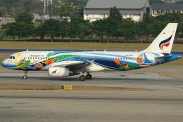 jun☆さんが、ドンムアン空港で撮影したバンコクエアウェイズ A320-232の航空フォト(飛行機 写真・画像)