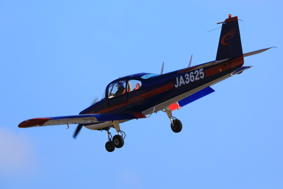 kengo.k@RJFTさんの日本個人所有 Fuji FA-200 Aero Subaru (JA3625) 航空フォト