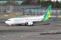 航空フォト:JA02GR 春秋航空日本 737-800