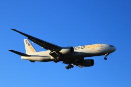 kenzy201さんが、成田国際空港で撮影したアエロ・ロジック 777-FZNの航空フォト(飛行機 写真・画像)