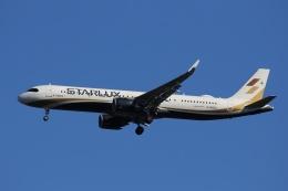 宮崎 育男さんが、成田国際空港で撮影したスターラックス・エアラインズ A321-252NXの航空フォト(飛行機 写真・画像)