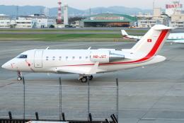 jun☆さんが、名古屋飛行場で撮影したScintilla,AG CL-600-2B16 Challenger 605の航空フォト(飛行機 写真・画像)