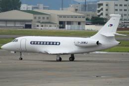 jun☆さんが、名古屋飛行場で撮影したSirio,SpA Falcon 2000EXの航空フォト(飛行機 写真・画像)