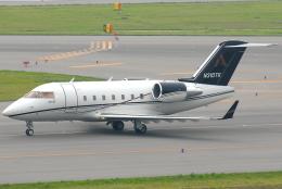 jun☆さんが、中部国際空港で撮影したアメリカ企業所有 CL-600-2B16 Challenger 604の航空フォト(飛行機 写真・画像)