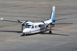 jun☆さんが、名古屋飛行場で撮影したアメリカ個人所有 690/695 Jetpropの航空フォト(飛行機 写真・画像)