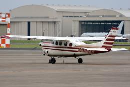 jun☆さんが、名古屋飛行場で撮影したアメリカ個人所有 P210N Pressurized Centurionの航空フォト(飛行機 写真・画像)
