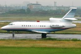 jun☆さんが、名古屋飛行場で撮影したメキシコ企業所有 Falcon 900EXの航空フォト(飛行機 写真・画像)