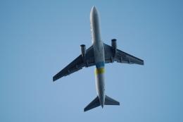 senbaさんが、羽田空港で撮影したAIR DO 767-33A/ERの航空フォト(飛行機 写真・画像)