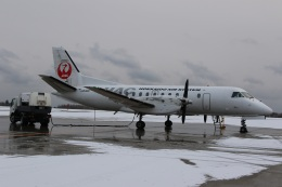 VIPERさんが、函館空港で撮影した北海道エアシステム 340B/Plusの航空フォト(飛行機 写真・画像)