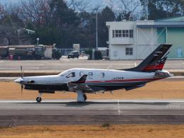 WAiRさんが、熊本空港で撮影した日本個人所有 TBM-940 (700N)の航空フォト(飛行機 写真・画像)