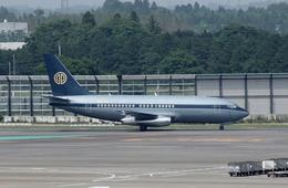 YASKYさんが、成田国際空港で撮影したスカイ・アヴィエーション 737-2W8/Advの航空フォト(飛行機 写真・画像)