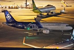 成田国際空港 - Narita International Airport [NRT/RJAA]で撮影された春秋航空 - Spring Airlines [9C/CQH]の航空機写真