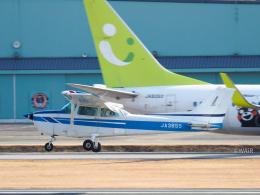 WAiRさんが、熊本空港で撮影した日本法人所有 172NATの航空フォト(飛行機 写真・画像)