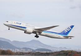 express999さんが、高松空港で撮影した全日空 787-8 Dreamlinerの航空フォト(飛行機 写真・画像)