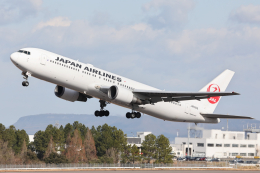express999さんが、高松空港で撮影した日本航空 767-346の航空フォト(飛行機 写真・画像)