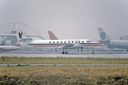 Gambardierさんが、ロサンゼルス国際空港で撮影したアメリカン・イーグル SA-227AC Metro IIIの航空フォト(飛行機 写真・画像)