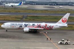 T.Sazenさんが、羽田空港で撮影した日本航空 767-346/ERの航空フォト(飛行機 写真・画像)