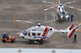 ゆうゆう@NGO さんが、名古屋飛行場で撮影したセントラルヘリコプターサービス BK117C-1の航空フォト(飛行機 写真・画像)