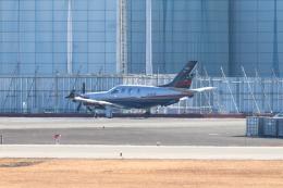 myoumyoさんが、熊本空港で撮影した日本個人所有 TBM-940 (700N)の航空フォト(飛行機 写真・画像)